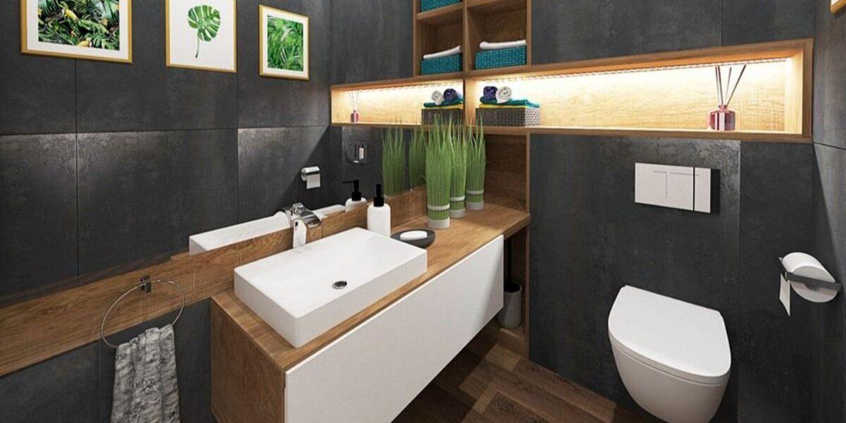 projekt łazienki bydgoszcz